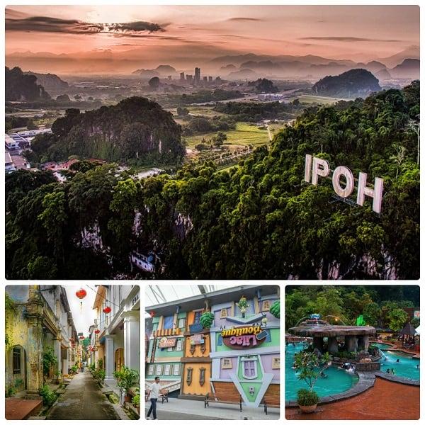 Du lịch Malaysia nên đi đâu, làm gì? Du lịch Ipoh Malaysia