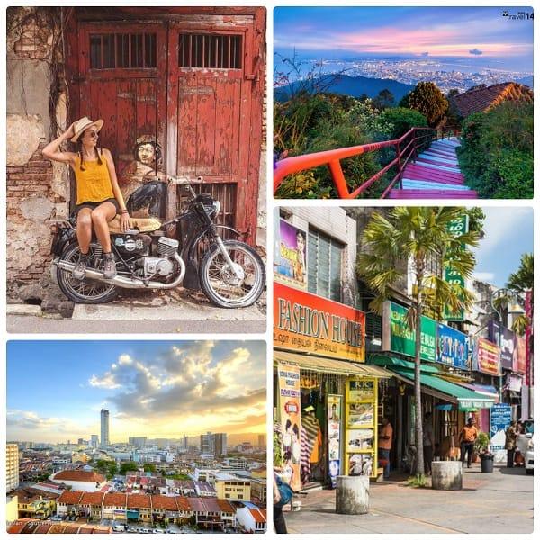 Địa điểm du lịch Malaysia, địa điểm du lịch Penang