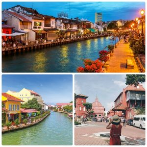 Địa điểm tham quan ở Malaysia, Malacca thành phố nổi tiếng ở malaysia