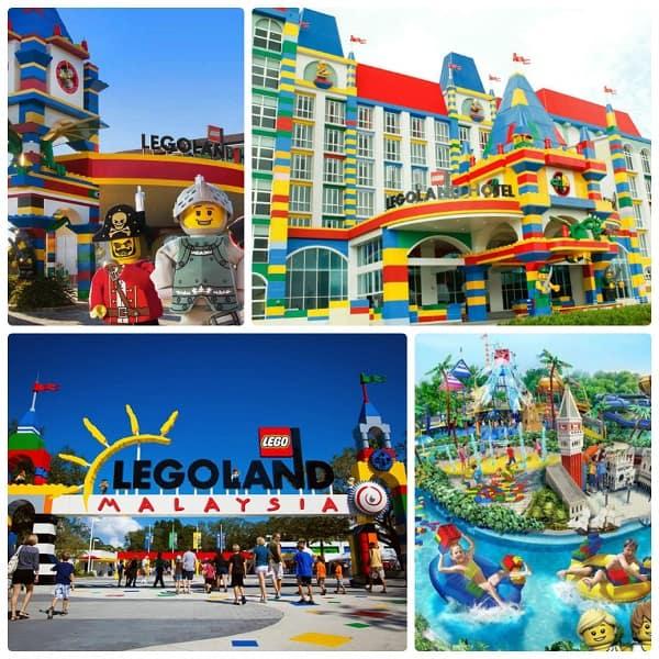 Công viên Legoland , địa điểm vui chơi ở Malaysia dành cho gia đình