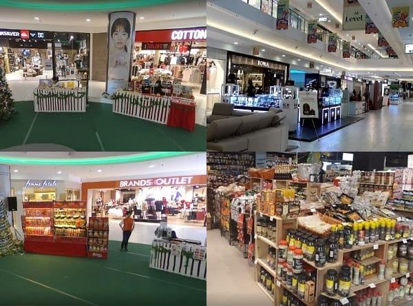 Địa điểm mua sắm ở Kuching Malaysia. Địa điểm mua sắm uy tín ở Kuching. Trung tâm thương mại Vivacity Megamall