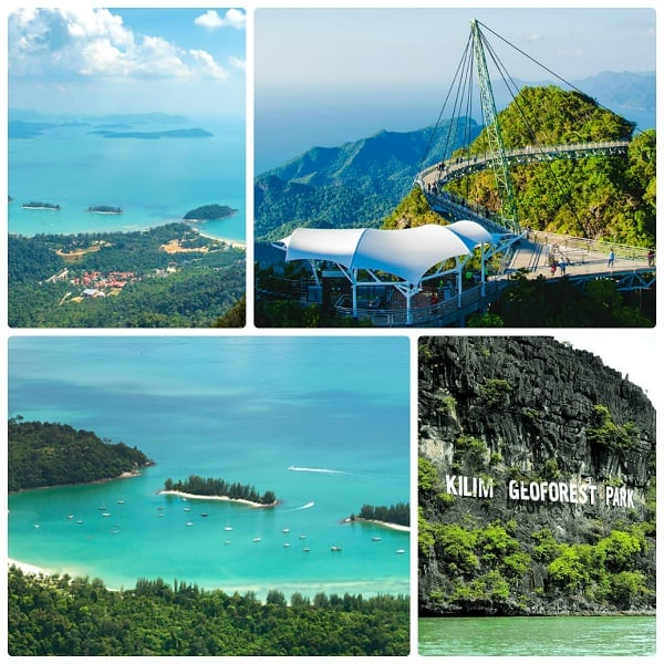 Langkawi, địa điểm du lịch đẹp nhất Malaysia