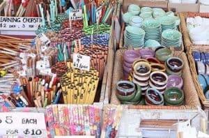 Du lịch Johor Bahru nên mua gì làm quà? Ở Johor Bahru nên mua gì làm quà? Đồ thủ công mỹ nghệ