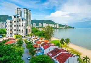 Đi Penang nên đặt khách sạn khu nào? Tanjung Bungah , khu vực tốt cho các gia đình