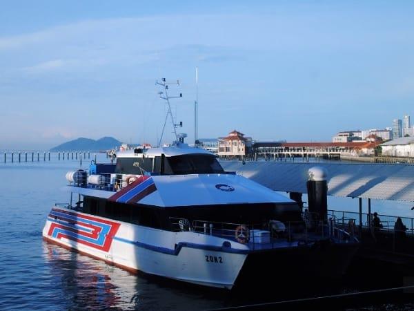 Hướng dẫn di chuyển từ Kuala Lumpur đến Langkawi Malaysia. Di chuyển từ Kuala Lumpur đến Langkawi bằng xe bus