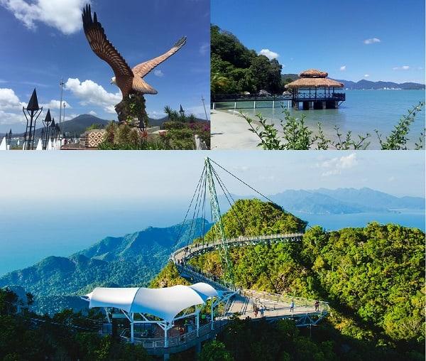 Hướng dẫn tour du lịch Malaysia giá rẻ. Nên đi đâu, chơi gì ở Malaysia? Đảo Langkawi