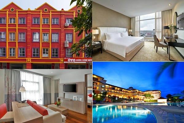 Kinh nghiệm du lịch Malaysia. Gợi ý chọn khách sạn ở Malacca