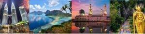 Kinh nghiệm du lịch Malaysia tổng hợp. Review du lịch Malaysia tự túc