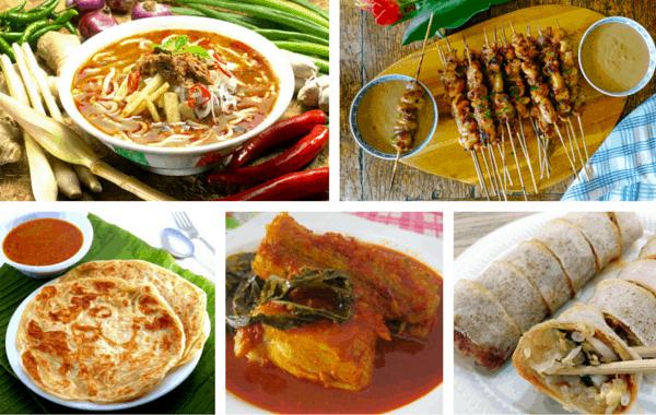 Du lịch Malaysia cần bao nhiêu tiền, một vài món ăn ngon ở Malaysia