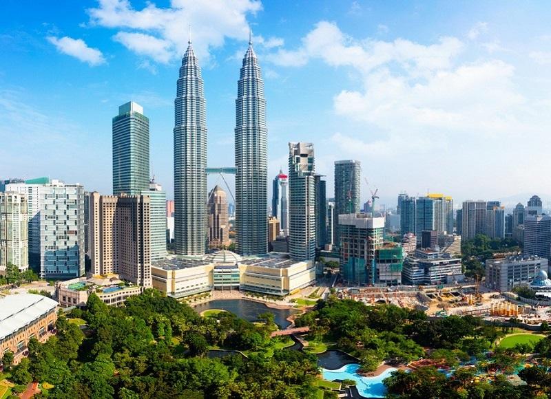 Lịch trình du lịch Malaysia 2 tuần, thủ đô Kuala Lumpur