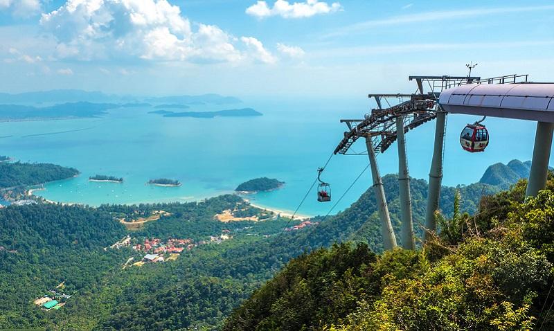 Lịch trình du lịch Malaysia 2 tuần, du lịch Malaysia 2 tuần đi chơi đâu? Langkawi