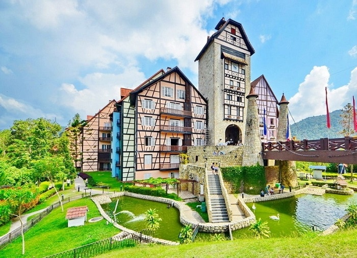 Review làng Pháp Colmar Tropicale, có gì ở Colmar Tropicale?