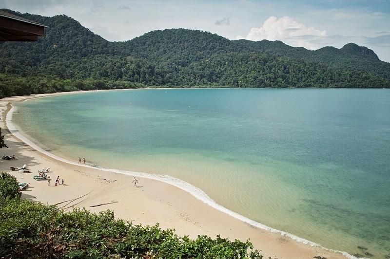Ở đâu khi du lịch Langkawi? Teluk Datai, khu vực sang trọng nhất Langkawi