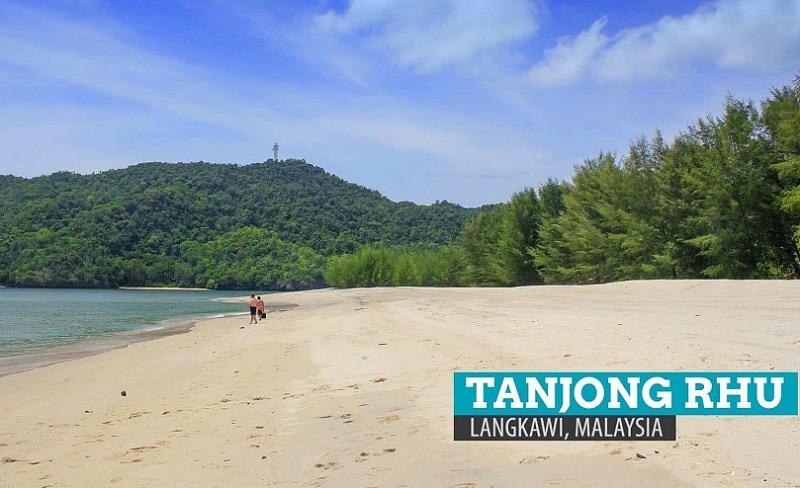 Du lịch Langkawi nên ở đâu tốt nhất? Tanjung Rhu