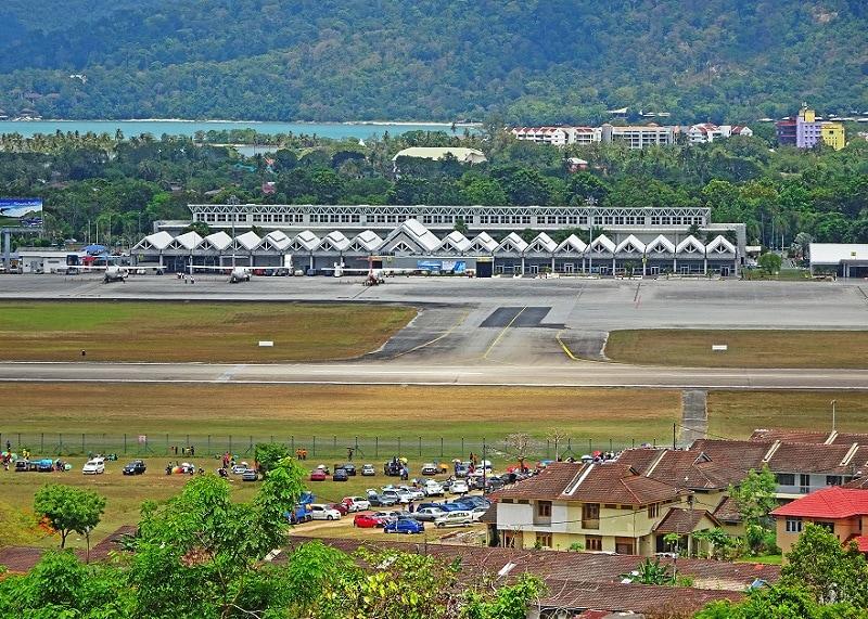 Du lịch Langkawi nên đặt khách sạn ở đâu? Padang Matsirat, khu vực gần sân bay quốc tế Langkawi