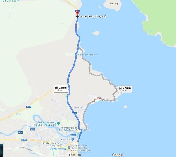 Hướng dẫn đường đi du lịch đảo Hoa Lan: Kinh nghiệm du lịch đảo Hoa Lan