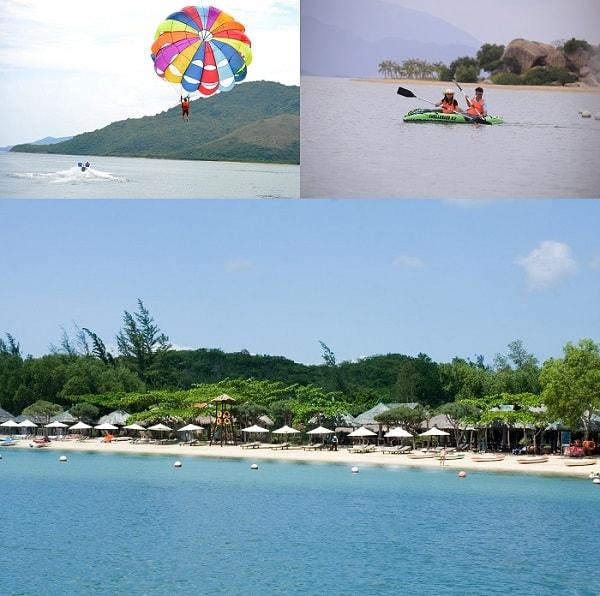Kinh nghiệm du lịch đảo Hoa Lan tự túc: Chơi gì ở đảo Hoa Lan Nha Trang?