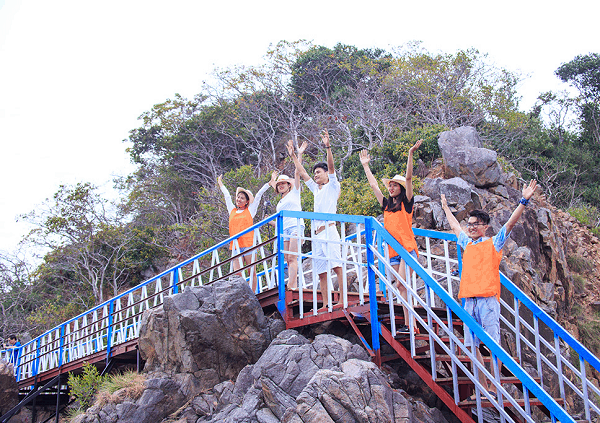 Kinh nghiệm du lịch đảo khỉ mới nhất: đường tới bãi lặn ở đảo khỉ