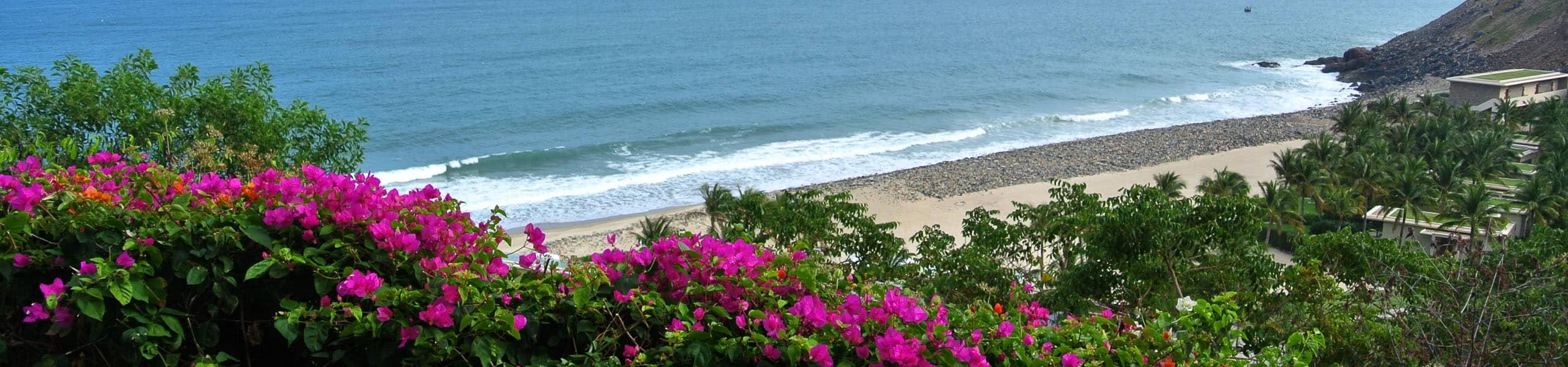 1 Góc bãi biển Nha Trang