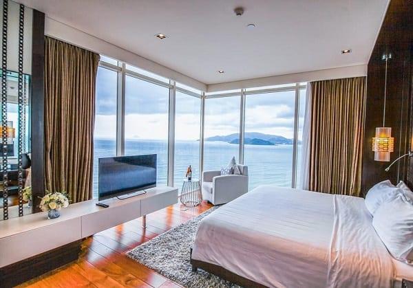 Danh sách khách sạn 5 sao Nha Trang đường Trần Phú tốt nhất: Khách sạn 5 sao ven biển Nha Trang view đẹp, tiện nghi