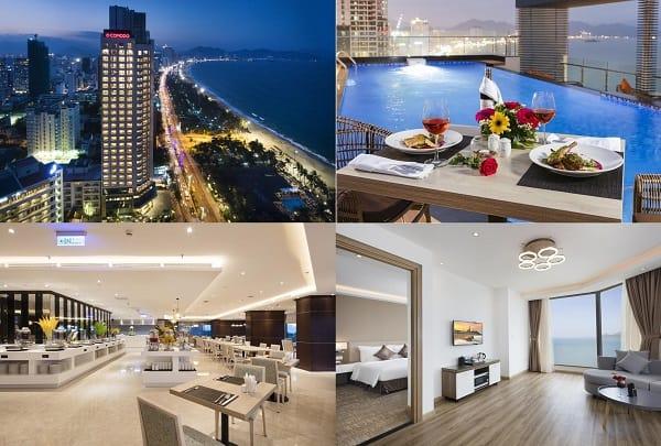Danh sách khách sạn 5 sao ven biển Nha Trang: Khác sạn 5 sao Nha Trang đường Trần Phú