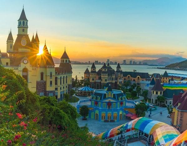 Địa điểm du lịch Nha Trang nổi tiếng: Du lịch Nha Trang nên đi đâu chơi?
