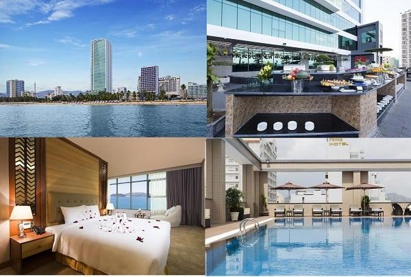 Khách sạn 5 sao Nha Trang đường Trần Phú view đẹp: Khách sạn 5 sao ven biển Nha Trang tiện nghi, giá tốt