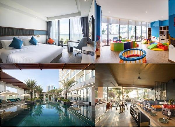 Khách sạn 5 sao Nha Trang đường Trần Phú: Khách sạn 5 sao ven biển Nha Trang tốt nhất