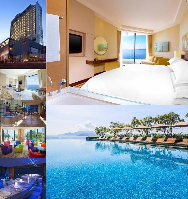Khách sạn 5 sao tốt nhất Nha Trang: Khách sạn 5 sao Nha Trang đường Trần Phú