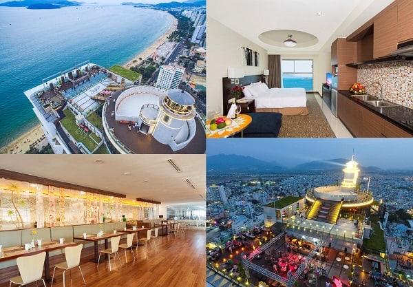 Khách sạn 5 sao ven biển Nha Trang tốt nhất: Khách sạn 5 sao Nha Trang đường Trần Phú