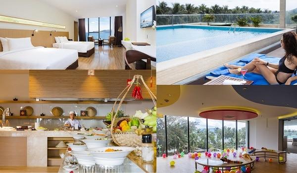 Khách sạn 5 sao ven biển Nha Trang: Khách sạn 5 sao Nha Trang đường Trần Phú