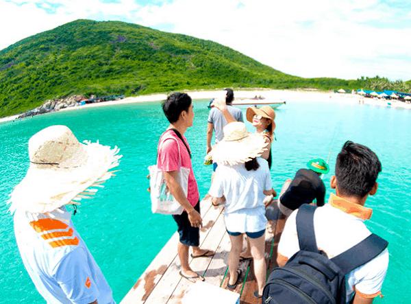 Cách di chuyển tới Đảo Dừa Nha Trang