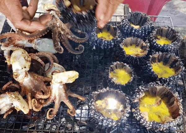 Ăn gì ở Đảo Dừa Nha Trang