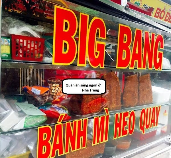 Nha Trang ăn sáng ở đâu ngon? Quán ăn sáng ngon ở Nha Trang
