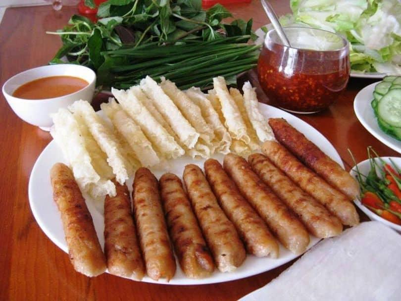 Các quán nem nướng ngon nhất ở Nha Trang nghĩ thôi cũng thèm. Du lịch Nha Trang nên ăn nem nướng ở đâu ngon, đúng vị kèm địa chỉ