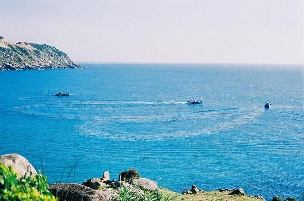 Đại Lãnh - Bãi biển đẹp và hoang sơ ở Nha Trang