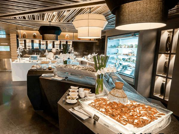 Buffet cao cấp tại InterContinental Nha Trang – Địa điểm ăn buffet 5 sao ở Nha Trang