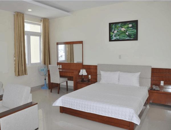 Nhà nghỉ sạch đẹp, giá tốt ở Nha Trang hút khách