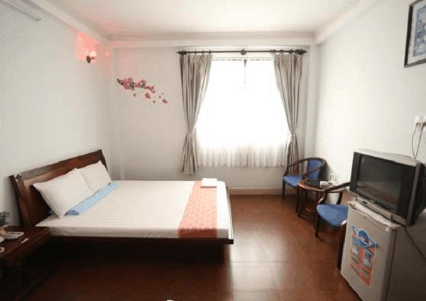 Nhà nghỉ 112 Trần Bình Trọng Nha Trang - Nhà nghỉ gần chợ Xóm Mới