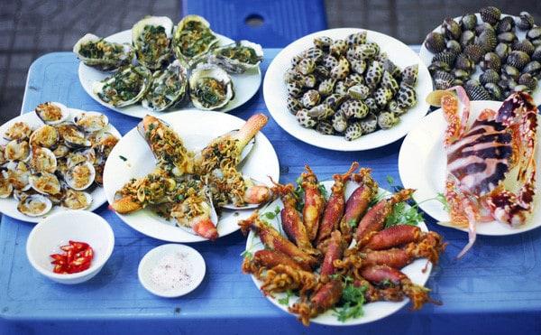 Quán hải sản Thanh Hiền - Địa chỉ quán ăn ngon ở đường Phạm Văn Đồng, Nha Trang