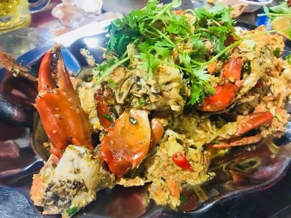 Hải sản Đại Dương - Nhà hàng ngon rẻ đường Trần Phú Nha Trang