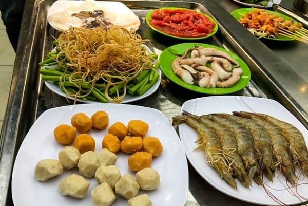 Lẩu cá kèo và nướng đồng giá 49k - Địa chỉ ăn ngon đường Trần Phú Nha Trang