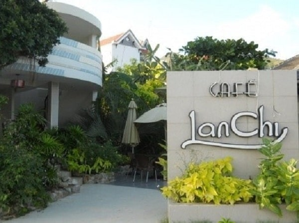 Lan Chi Cafe – Quán Cafe view biển ở Nha Trang giá bình dân