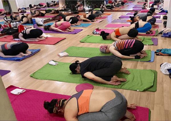 Victoria Yoga Fitness Spa- Trung tâm yoga nổi tiếng ở Nha Trang có đa dạng các lớp tập yoga