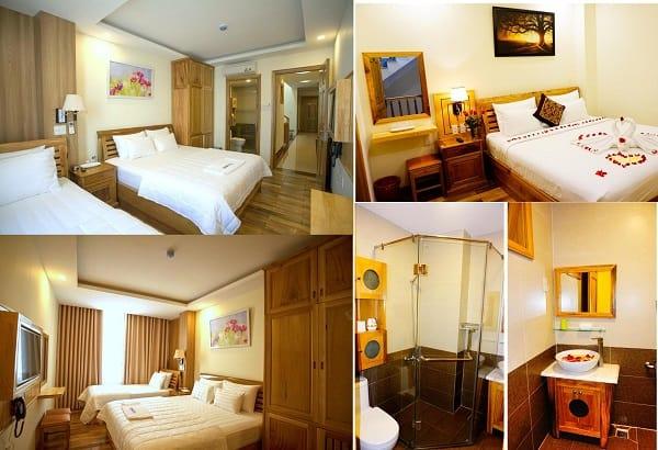 Khách sạn 2 sao Nha Trang gần biển giá rẻ: Gần biển Nha Trang có khách sạn 2 sao nào giá rẻ?