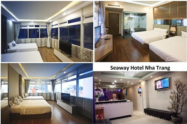 Khách sạn 2 sao Nha Trang gần biển giá rẻ: Nên ở khách sạn 2 sao nào gần biển Nha Trang?