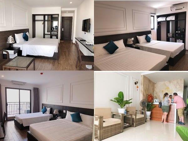Khách sạn 2 sao Nha Trang gần biển giá rẻ: Nên ở khách sạn nào gần biển Nha Trang?