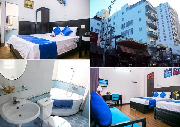 Khách sạn 2 sao Nha Trang gần biển: Gần biển Nha Trang có khách sạn 2 sao nào đẹp?