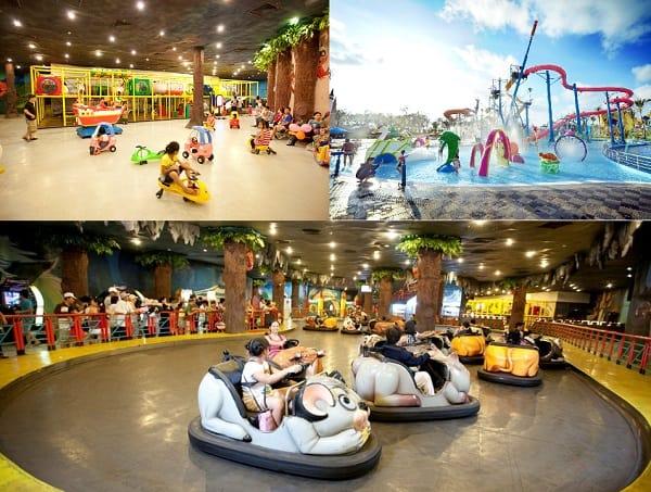 Khu vui chơi cho trẻ em ở Nha Trang nổi tiếng nhất: Nha Trang có khu vui chơi nào cho trẻ em
