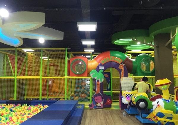 Khu vui chơi cho trẻ em ở Nha Trang: Địa chỉ các khu vui chơi cho trẻ em nổi tiếng ở Nha Trang